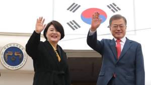 문 대통령, 중앙아시아 3개국 국빈방문차 출국...'신북방정책 외연 본격 확장'