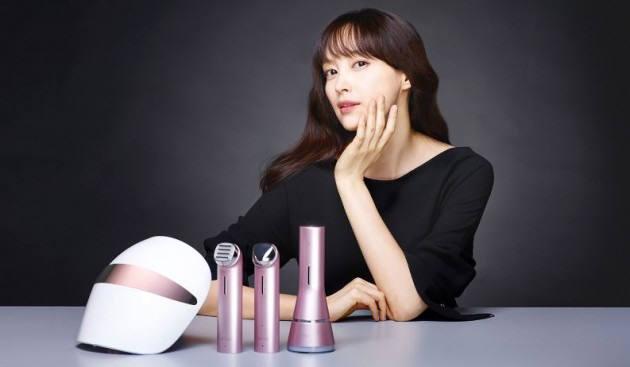 LG프라엘 광고모델 이나영