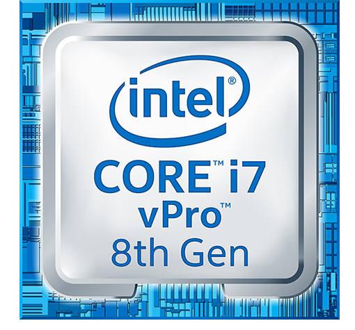 인텔 8세대 v프로 프로세서 <사진=인텔>