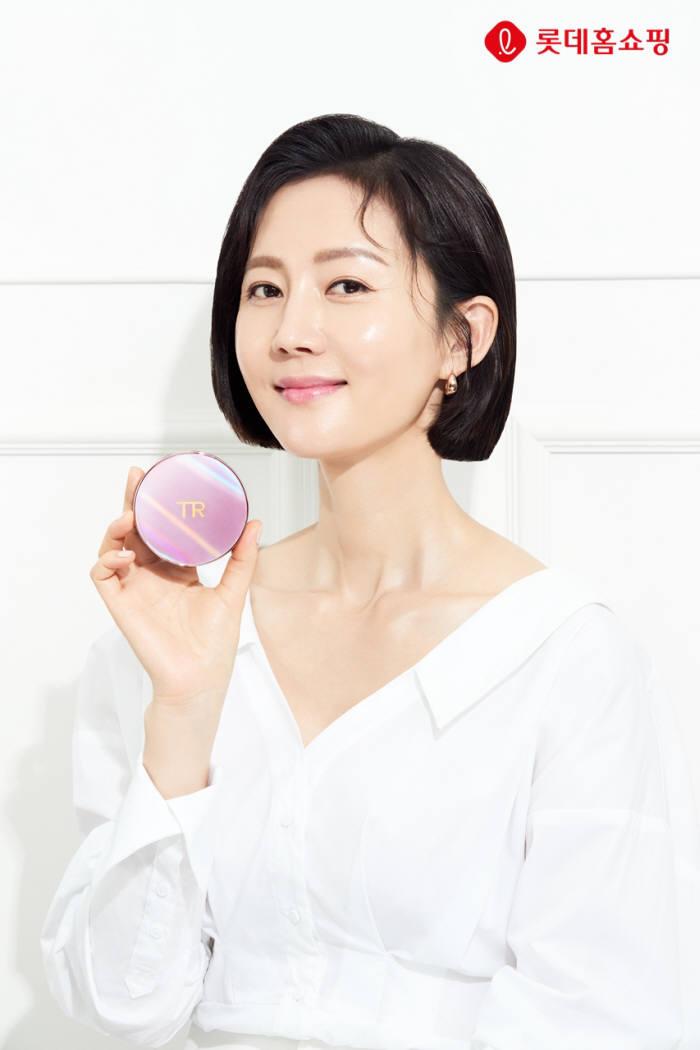 [추천 이 상품]롯데홈쇼핑 'TR 더블 앰플 쿠션 파운데이션'