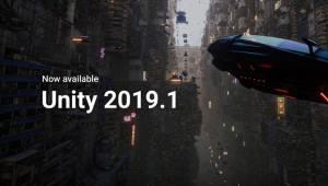 유니티, 더욱 강력해진 성능의 'Unity 2019.1' 공개