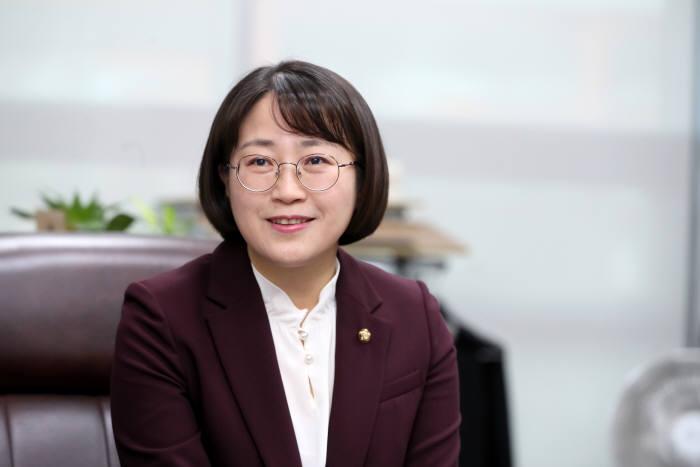 추혜선 정의당 의원