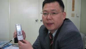 서영환씨, 전 세계 40개국 루게릭 환자 자판 개발 공개