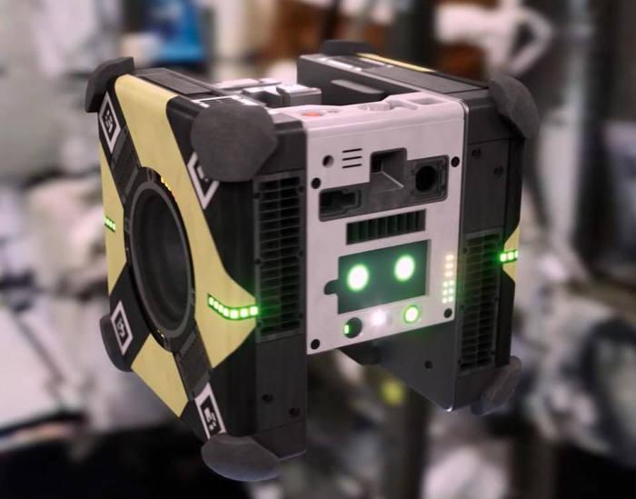 NASA가 개발한 아스트로비(Astrobee)로봇 <사진=NASA>
