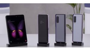 [국제]삼성전자 '갤럭시 폴드', 중국 론칭 행사 잠정 연기