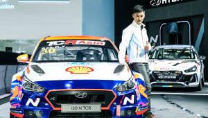 中주하이·상하이·저장성서 열리는 'TCR 아시아'에 현대차 'i30 N TCR' 출전
