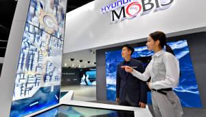 현대모비스, 1Q SUV·친환경차 판매 확대로 매출·영업익 '동반상승'