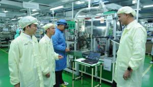 [르포] ICT 만난 스마트공장, 에너지 효율·생산성 '쑥쑥'…슈나이더일렉트릭 바탐공장 가보니