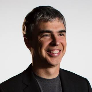 래리 페이지 구글 CEO.