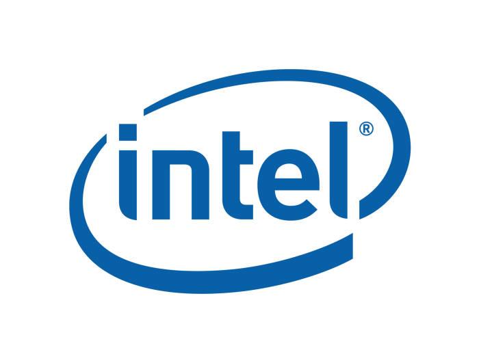인텔 로고