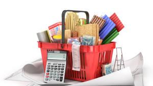 소비자물가 상승률, 4개월째 0%대…커지는 '디플레이션' 우려