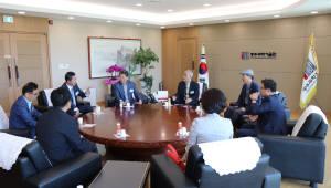 GIST 기술경영아카데미, 'GIST 총장과의 간담회' 개최