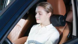 ['좋아요' 중소기업 우수제품]해피룸 '휴플러스 차량용 안마기'