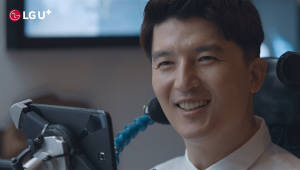 LG유플러스, 감동 캠페인으로 '올해의 광고상' 쾌거