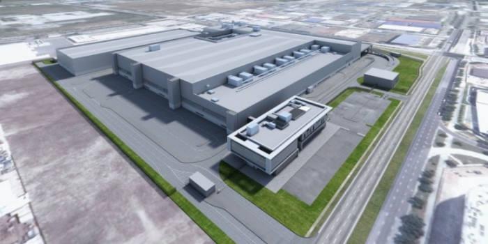 다이슨 싱가포르 전기차 생산 시설 랜더링