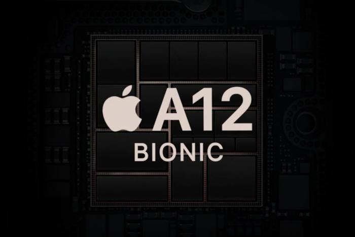아이폰XS 시리즈와 XR에 들어간 애플의 프로세서 A12바이오닉