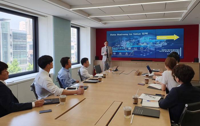 효성인포메이션시스템 'DX 센터' 오픈 100일...SDDC·클라우드 리더십 강화