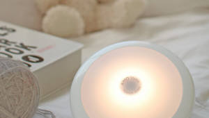 아모전자, LED 수유등 '아모램프' 출시