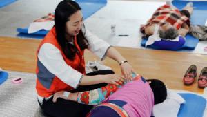LX, 섬 주민들 위해 무료 한방 의료봉사 펼쳐