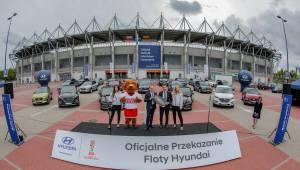 현대차, 폴란드 'FIFA U-20 월드컵'에 차량 112대 지원