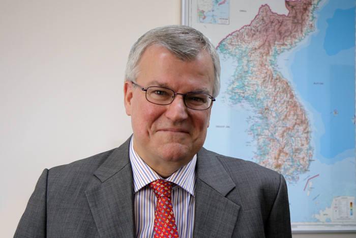 사이먼 스미스 주한영국대사관 대사