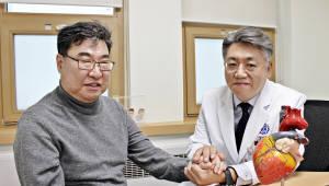 세브란스병원, '베체트병' 환자 심장이식 첫 성공