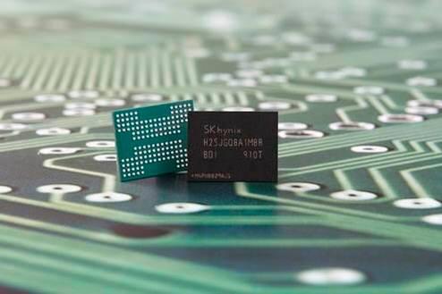 SK하이닉스 96단 4D 낸드 기반 1Tb QLC 제품. <사진=SK하이닉스>