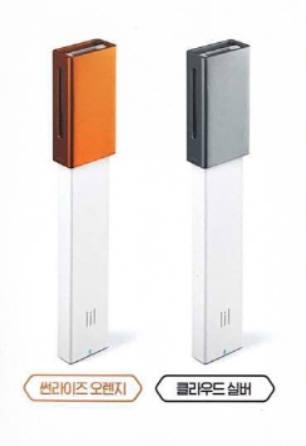 KT&G가 27일 출시하는 CSV 전자담배 릴 베이퍼