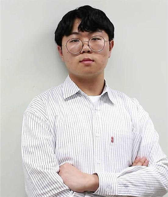 GIST 신소재공학부에 재학중인 석민희씨.