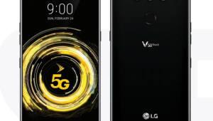 북미향 LG V50 씽큐, 듀얼스크린 장착 안하는 이유는?