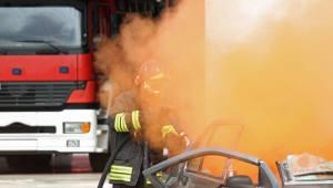청주 반도체 부품 제조업체 실험실서 폭발사고