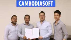 잉카인터넷, 캄보디아소프트와 리셀러 계약...현지 금융·기업 공략 나선다