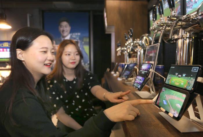 """LG유플러스, LG전자 V50 씽큐 최적화 5G 콘텐츠 """"만족도 높아"""""""