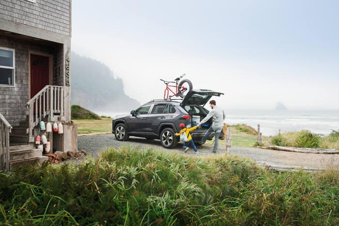 토요타 콤팩트 SUV 뉴 제너레이션 라브4 5세대 모델 (제공=토요타코리아)