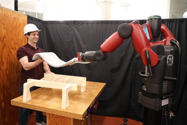 MIT가 개발한 로보레이즈 로봇. <사진=MIT>