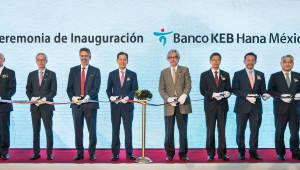 KEB하나은행, 멕시코 현지법인 개점