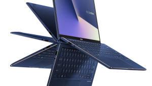 에이수스, 360도 회전하는 크리에이티브 노트북 '젠북 플립 13(UX362)' 출시