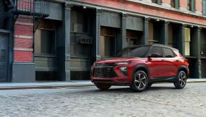 [클릭!이차]쉐보레, 신형 SUV '트레일블레이저'···한국서 생산해 내년 출시