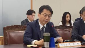 """박준식 최임위 위원장, """"최저임금 인상 빨랐다는 사회적 공감대 있다"""""""