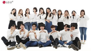 LG유플러스 대학생 서포터즈 '2019 유니브엑스포 서울' 참가