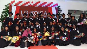 에피오피아 청년들 사회 진출 돕는 LG전자