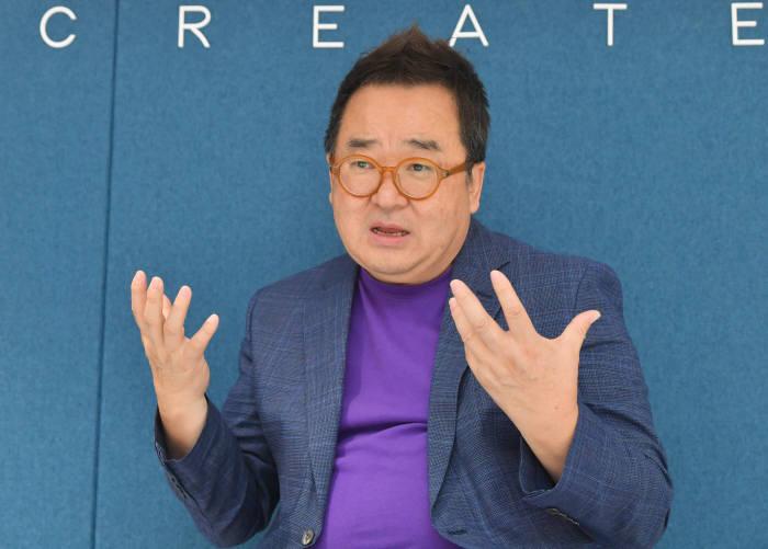 김영세 이노디자인 회장.