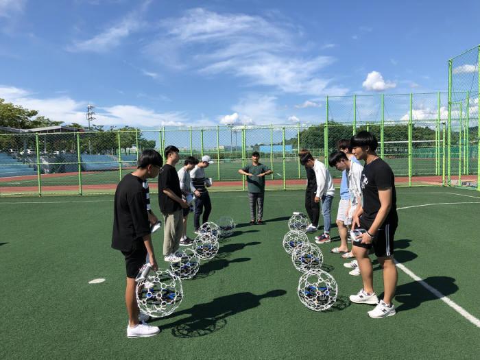 '2019 한국항공대학교 드론 메이킹 캠프' 개최