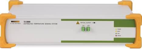 파이버프로가 국산화한 분포형 온도 감지 시스템.