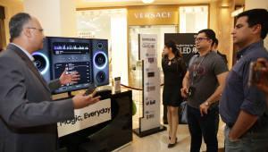 삼성전자, 인도에 QLED 8K TV 출시