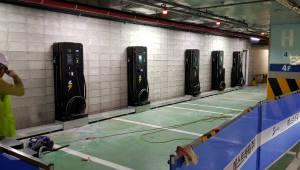 에스트래픽, 연내 초·급속충전기 450기 확보...2년만에 최다 사업자 등극