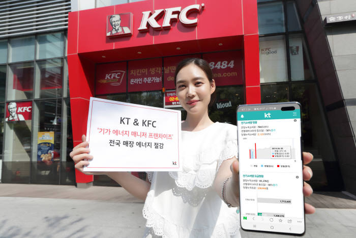 KT-KFC, 지능형 에너지 솔루션으로 에너지 효율화 앞장