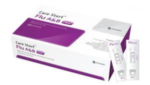 엑세스바이오, 美 FDA에 독감진단키트 CLIA waiver 신청