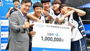 NH농협은행, 서울 도심서 3대3 농구 축제 개최