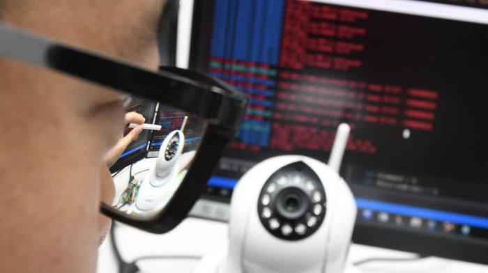 중국산 CCTV, 관리자 권한 탈취 취약점 발견
